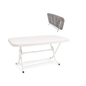 Tavolo pieghevole 90x150cm